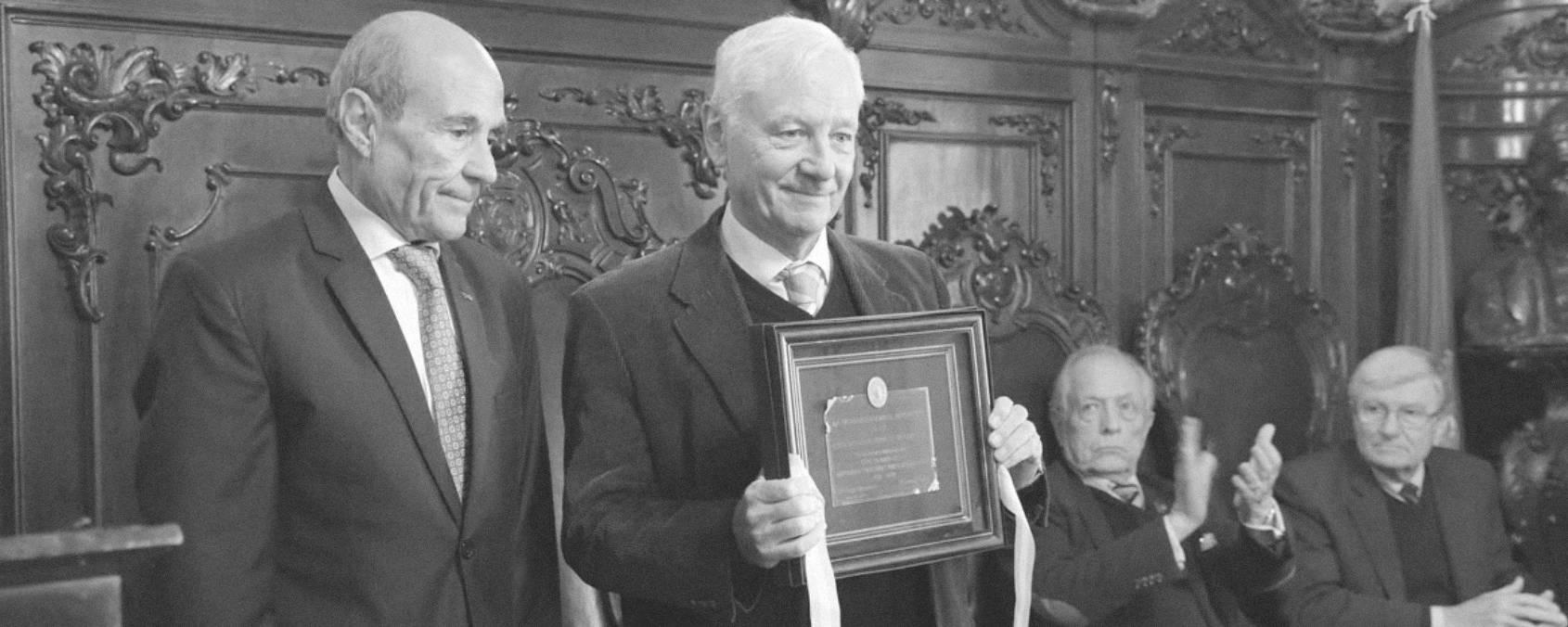 Homenaje de la Academia Nacional de Ciencias a la UNC por el centenario de la Reforma Universitaria